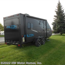 HW Motor Homes, Inc. 2017 Sport FALCON 23 TH  -  Toy  Hauler  Toy Hauler by Travel Lite | Canton, Michigan