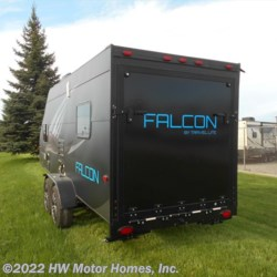 2017 Travel Lite Sport FALCON 23 TH  -  Toy  Hauler  - Toy Hauler New  in Canton MI For Sale by HW Motor Homes, Inc. call 800-334-1535 today for more info.