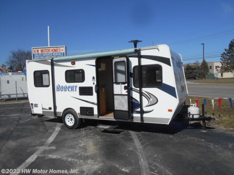 2013 Skyline Bobcat  F. Double Bed  / Rear Dinette-173GL
