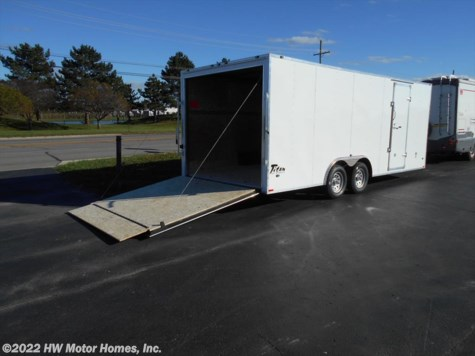 2017 Stealth Titan  8520 Auto Hauler - Flat Top Wedge