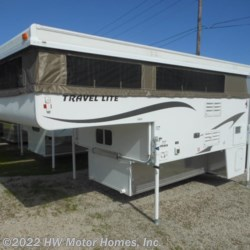 New 2014 Travel Lite 875 Pop Top / Shower For Sale by HW Motor Homes, Inc. available in Canton, Michigan