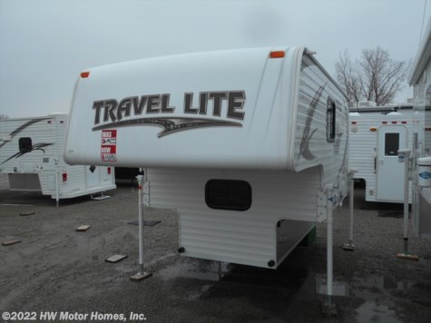 2017 Travel Lite  770  RSL Shower