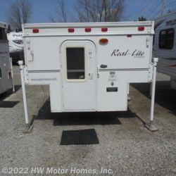 2010 Palomino Real-Lite 1603 - Pop Top  - Truck Camper Used  in Canton MI For Sale by HW Motor Homes, Inc. call 800-334-1535 today for more info.