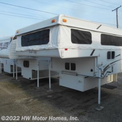 HW Motor Homes, Inc. 2010 Real-Lite 1603 - Pop Top  Truck Camper by Palomino | Canton, Michigan