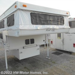Used 2010 Palomino Real-Lite 1603 - Pop Top For Sale by HW Motor Homes, Inc. available in Canton, Michigan