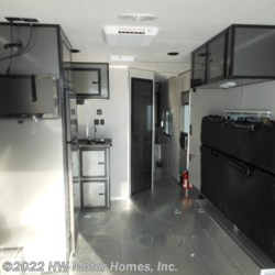 HW Motor Homes, Inc. 2014 VRV 85 30  FRONT BEDROOM  Toy Hauler by Livin' Lite | Canton, Michigan