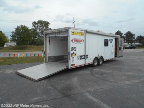 2003 US Cargo Phantom  8526, 11' Garage - 15' RV Space