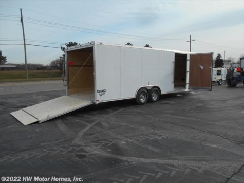 2017 Stealth Super Lite  85 24   ALUMINUM  Car Hauler