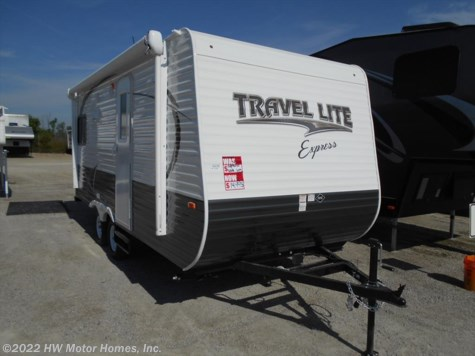 2017 Travel Lite Express  E 19 QBH