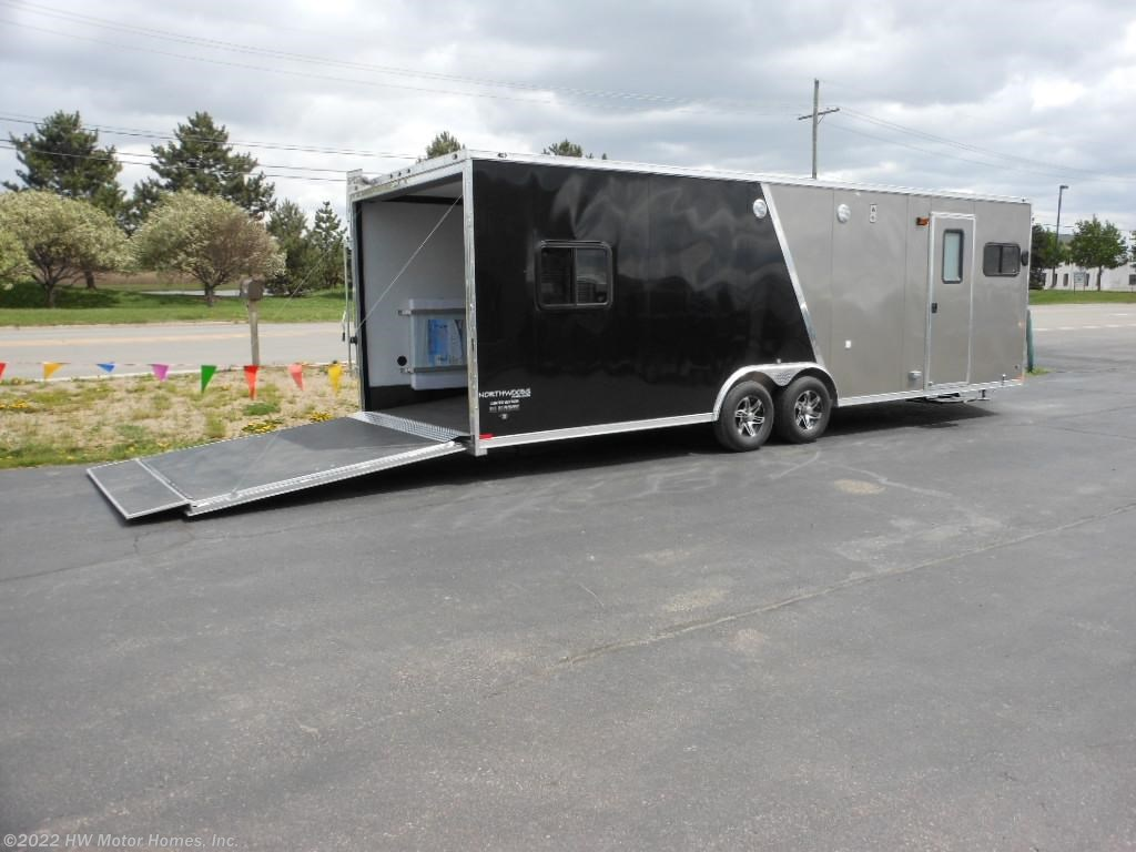 2016 stealth rv northwood limited 8526 for sale in canton for Motor home toy hauler