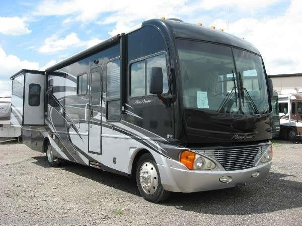 2007 Fleetwood Rv Pace Arrow 36d Workhorse For Sale In