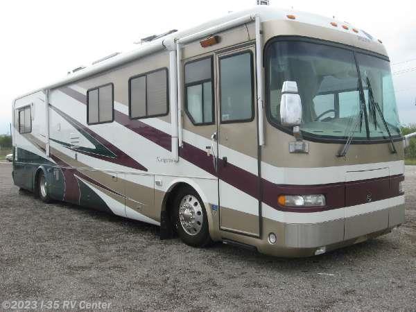 Luxury 2007 Winnebago RV Adventurer 38JWORKHORSE For Sale In Denton TX