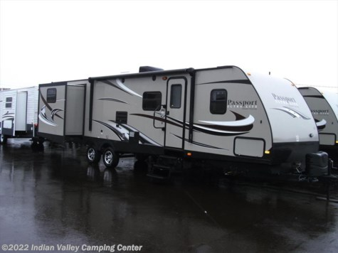 2017 Keystone Passport Ultra Lite Grand Touring  3290BH