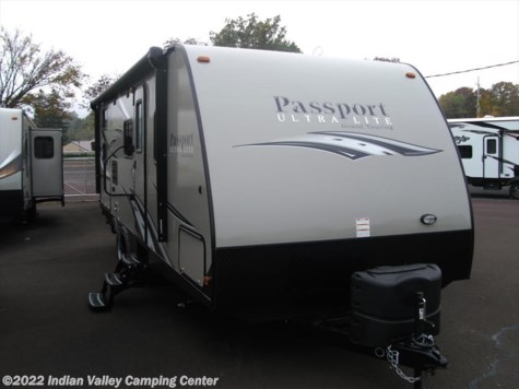 2017 Keystone Passport Ultra Lite Grand Touring  2400BH