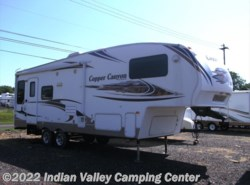 Used 2010  Keystone Copper Canyon 252FWRLS by Keystone from Indian Valley Camping Center in Souderton, PA
