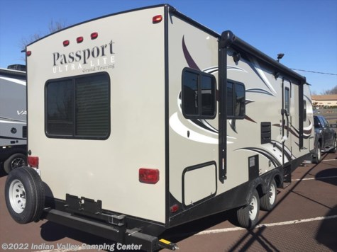 New 2017 Keystone Passport Ultra Lite Grand Touring 2520RL For Sale by Indian Valley Camping Center available in Souderton, Pennsylvania