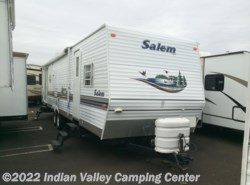 Used 2004  Forest River Salem 34RLDS by Forest River from Indian Valley Camping Center in Souderton, PA