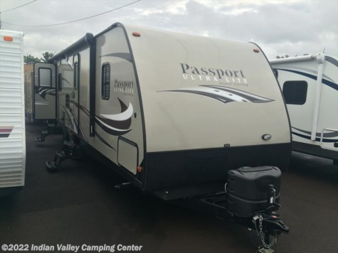 New 2017 Keystone Passport Ultra Lite Grand Touring 2890RL For Sale by Indian Valley Camping Center available in Souderton, Pennsylvania