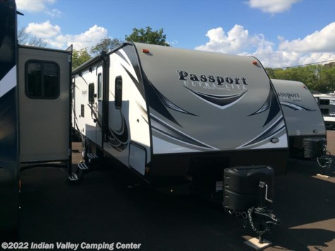 New 2017 Keystone Passport Ultra Lite Grand Touring 2810BH For Sale by Indian Valley Camping Center available in Souderton, Pennsylvania