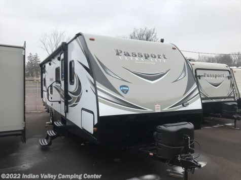 New 2018 Keystone Passport Ultra Lite Grand Touring 2670BH For Sale by Indian Valley Camping Center available in Souderton, Pennsylvania