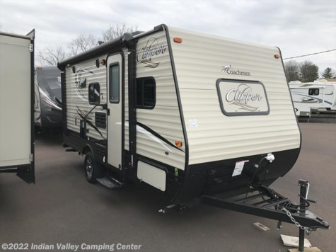 New 2018 Coachmen Clipper 17BHS For Sale by Indian Valley Camping Center available in Souderton, Pennsylvania