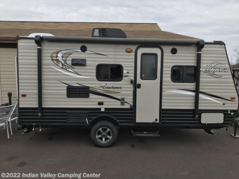New 2018 Coachmen Clipper 17FQ For Sale by Indian Valley Camping Center available in Souderton, Pennsylvania
