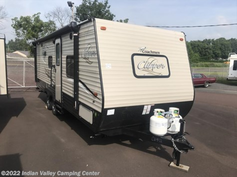 New 2018 Coachmen Clipper 21FQ For Sale by Indian Valley Camping Center available in Souderton, Pennsylvania