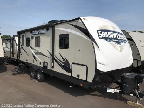 New 2018 Cruiser RV Shadow Cruiser 225RBS For Sale by Indian Valley Camping Center available in Souderton, Pennsylvania