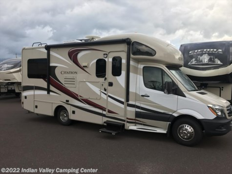 Used 2015 Thor Motor Coach Citation Sprinter 24ST For Sale by Indian Valley Camping Center available in Souderton, Pennsylvania