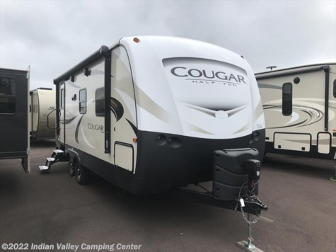 New 2018 Keystone Cougar Half-Ton 22RBS For Sale by Indian Valley Camping Center available in Souderton, Pennsylvania