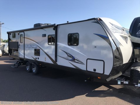 New 2018 Cruiser RV Shadow Cruiser 277BHS For Sale by Indian Valley Camping Center available in Souderton, Pennsylvania