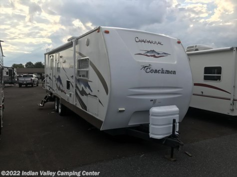 Used 2006 Coachmen Chaparral 271RBS For Sale by Indian Valley Camping Center available in Souderton, Pennsylvania