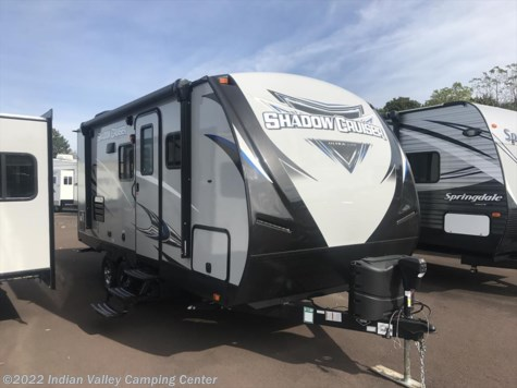 New 2018 Cruiser RV Shadow Cruiser S-195WBS For Sale by Indian Valley Camping Center available in Souderton, Pennsylvania