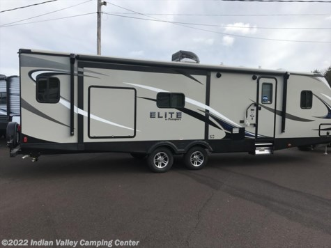 New 2018 Keystone Passport Ultra Lite Elite 31RI For Sale by Indian Valley Camping Center available in Souderton, Pennsylvania