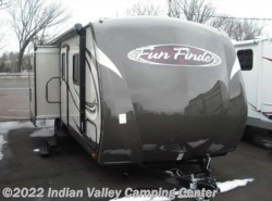 Used 2015  Cruiser RV Fun Finder F266KIRB by Cruiser RV from Indian Valley Camping Center in Souderton, PA