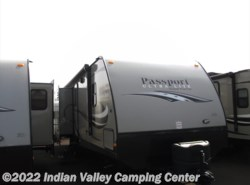 New 2016  Keystone Passport Ultra Lite Grand Touring 3320BH by Keystone from Indian Valley Camping Center in Souderton, PA