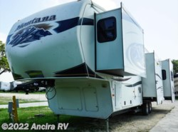 Used 2011  Keystone Montana Hickory 3615RE by Keystone from Ancira RV in Boerne, TX