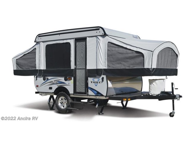 Stock Image for 2016 Coachmen Viking V-Trec V1 (options and colors may vary)