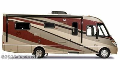 Stock Image for 2011 Winnebago Via 25R (options and colors may vary)