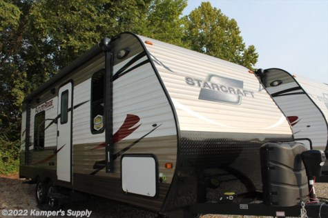 New 2016 Starcraft Autumn Ridge 235FB For Sale by Kamper's Supply available in Carterville, Illinois
