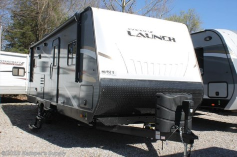 New 2017 Starcraft Launch Ultra Lite 24RLS For Sale by Kamper's Supply available in Carterville, Illinois