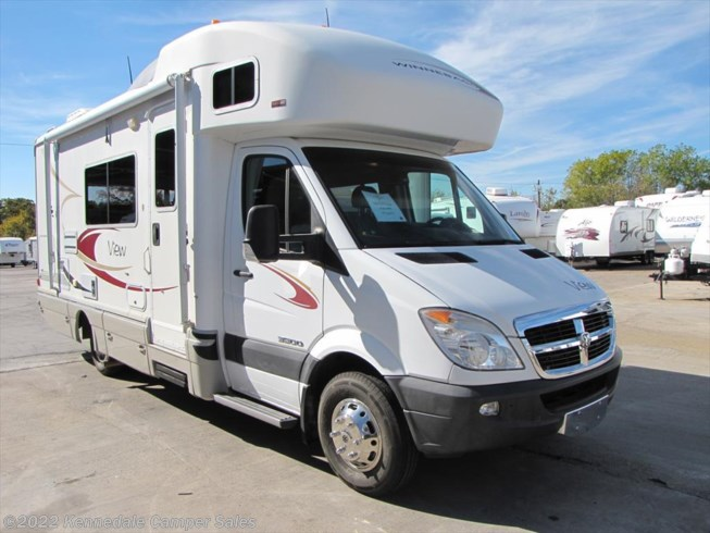 Dodge class b motorhomes new and used rvs for sale for Class a rv height