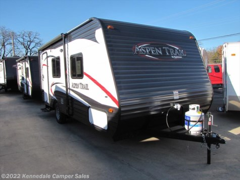 Aspen trail mini 1600rb 21 5 quot for sale by kennedale camper sales
