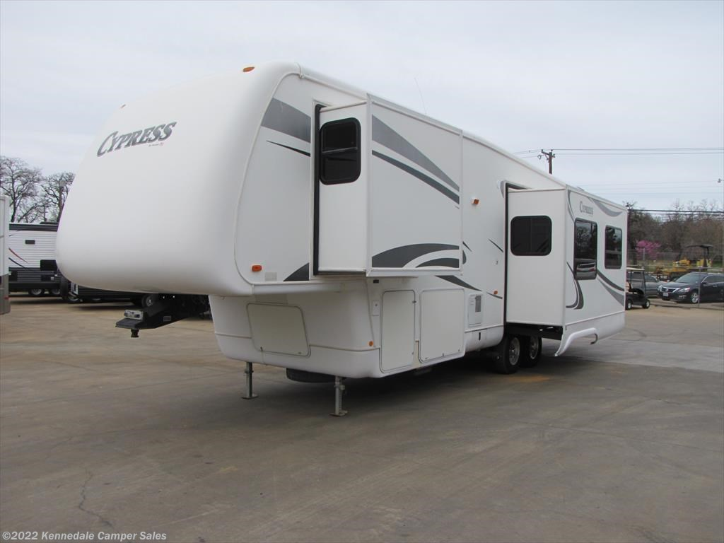 2006 Newmar Rv Cypress 32ckre 35 For Sale In Kennedale