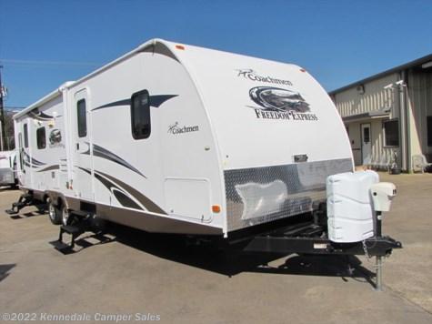 2012 Coachmen Freedom Express  295 RLDS 33'