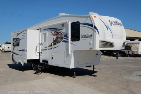 2011 Forest River Wildcat eXtraLite  252RLX 28'