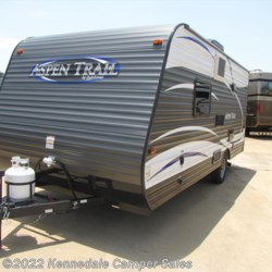 "2017 Dutchmen Aspen Trail Mini 1600RB 21'5""  - Travel Trailer New  in Kennedale TX For Sale by Kennedale Camper Sales call 877-322-6737 today for more info."