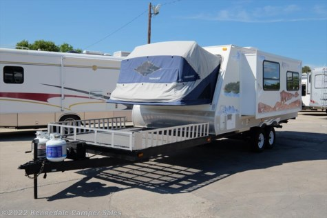 2008 Skamper by Thor Kodiak  Expandable Series 314THV 32'