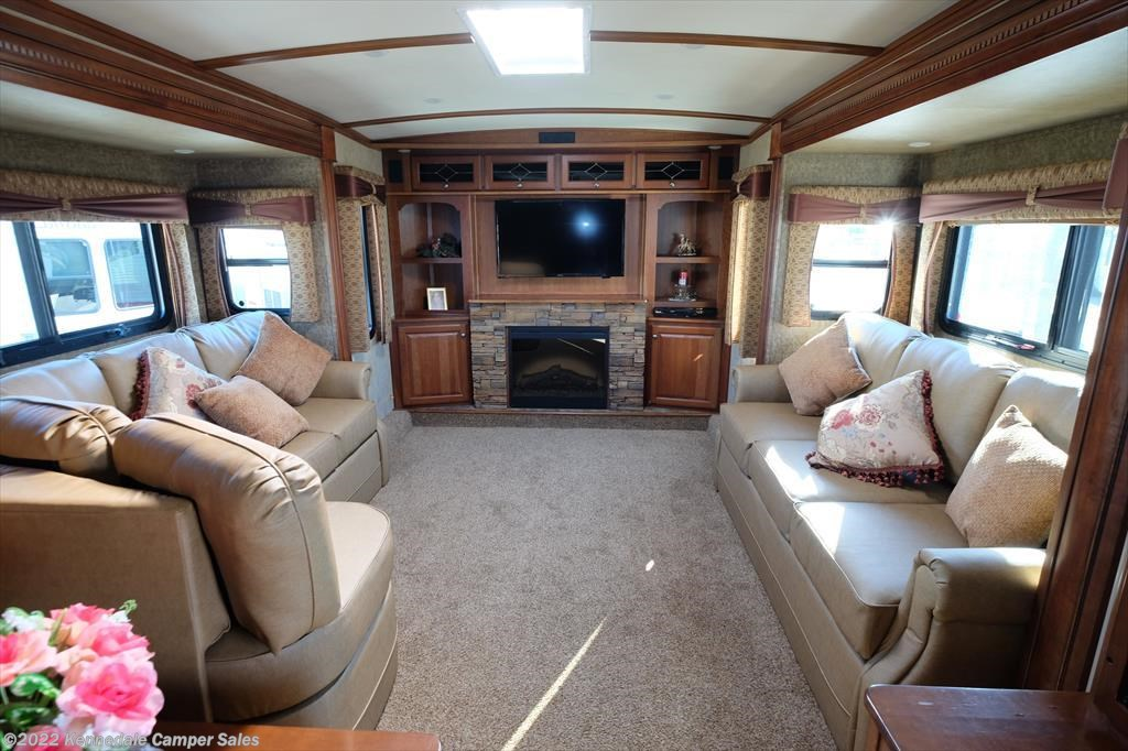 2013 Dutchmen Rv Infinity 3750fl 40 39 For Sale In Kennedale Tx 76060 810167