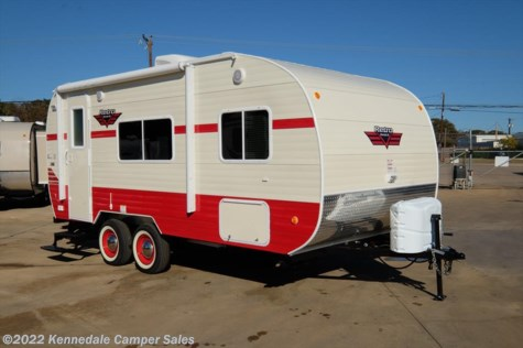 2017 Riverside RV White Water Retro  180R 20'6